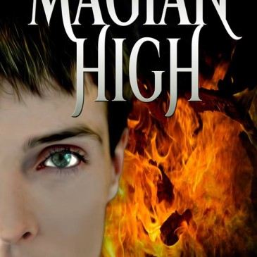"Kincaid & Amity in ""Magian High"""