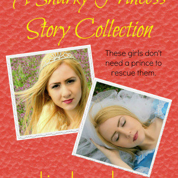 "Bumblesmutch & Pennilopintha in ""A Snarky Princess Story Collection"""
